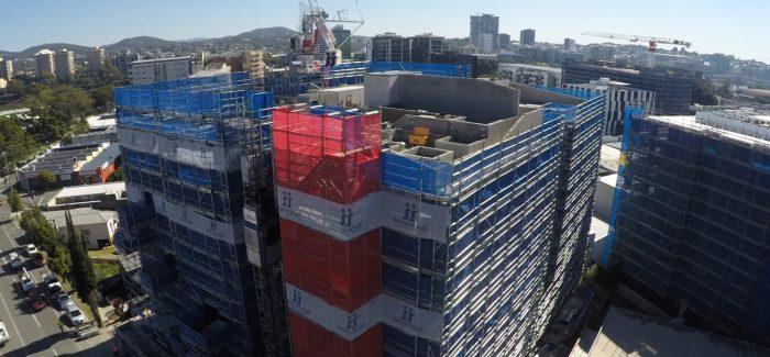 Scaffolding Commercial Brisbane